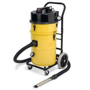 Stofzuiger HZDQ750-2 geel met kit BB20