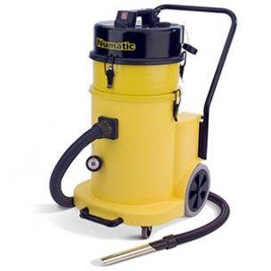 Stofzuiger HZDQ 902 geel met kit BB20