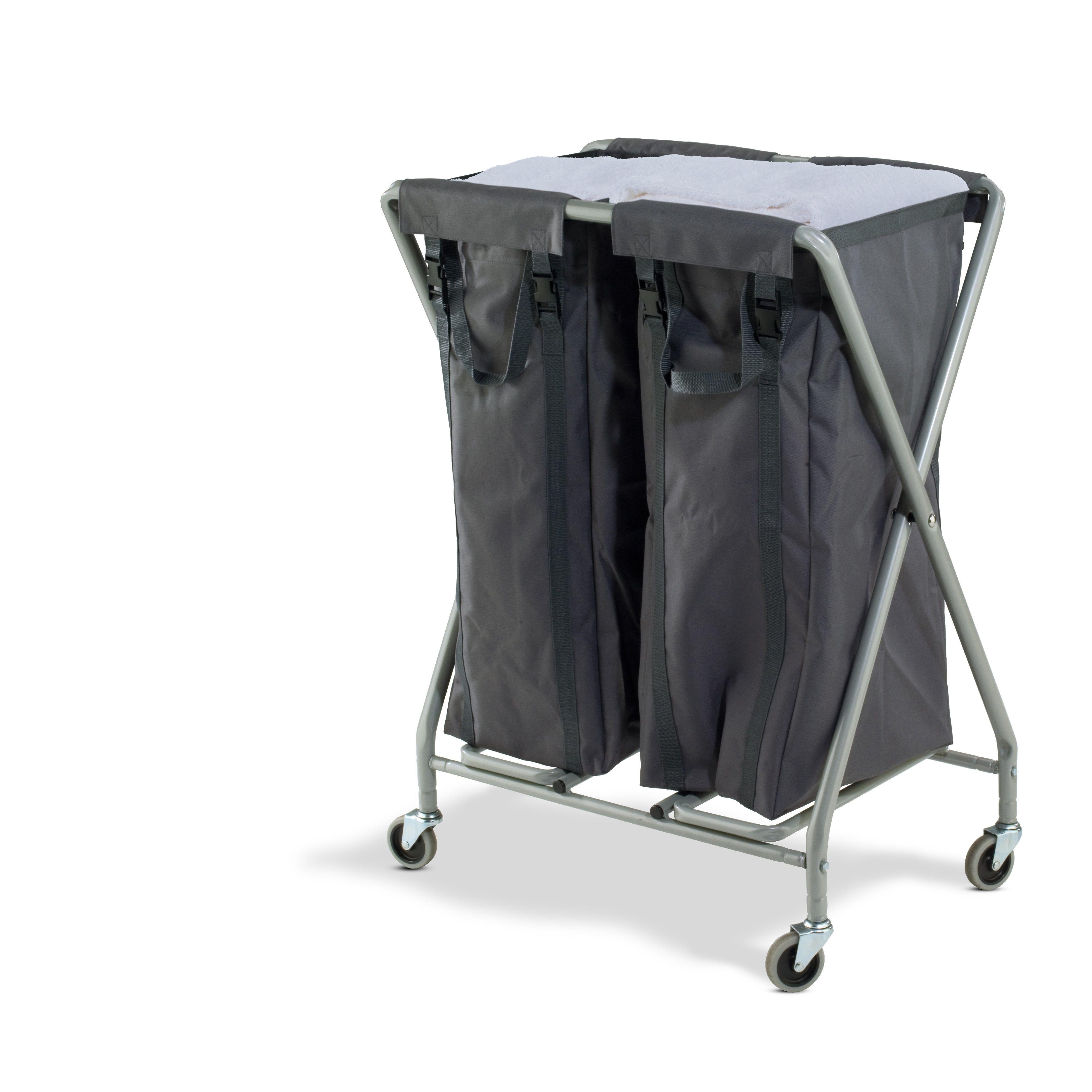 Wasverzamelwagen NX1002 grijs