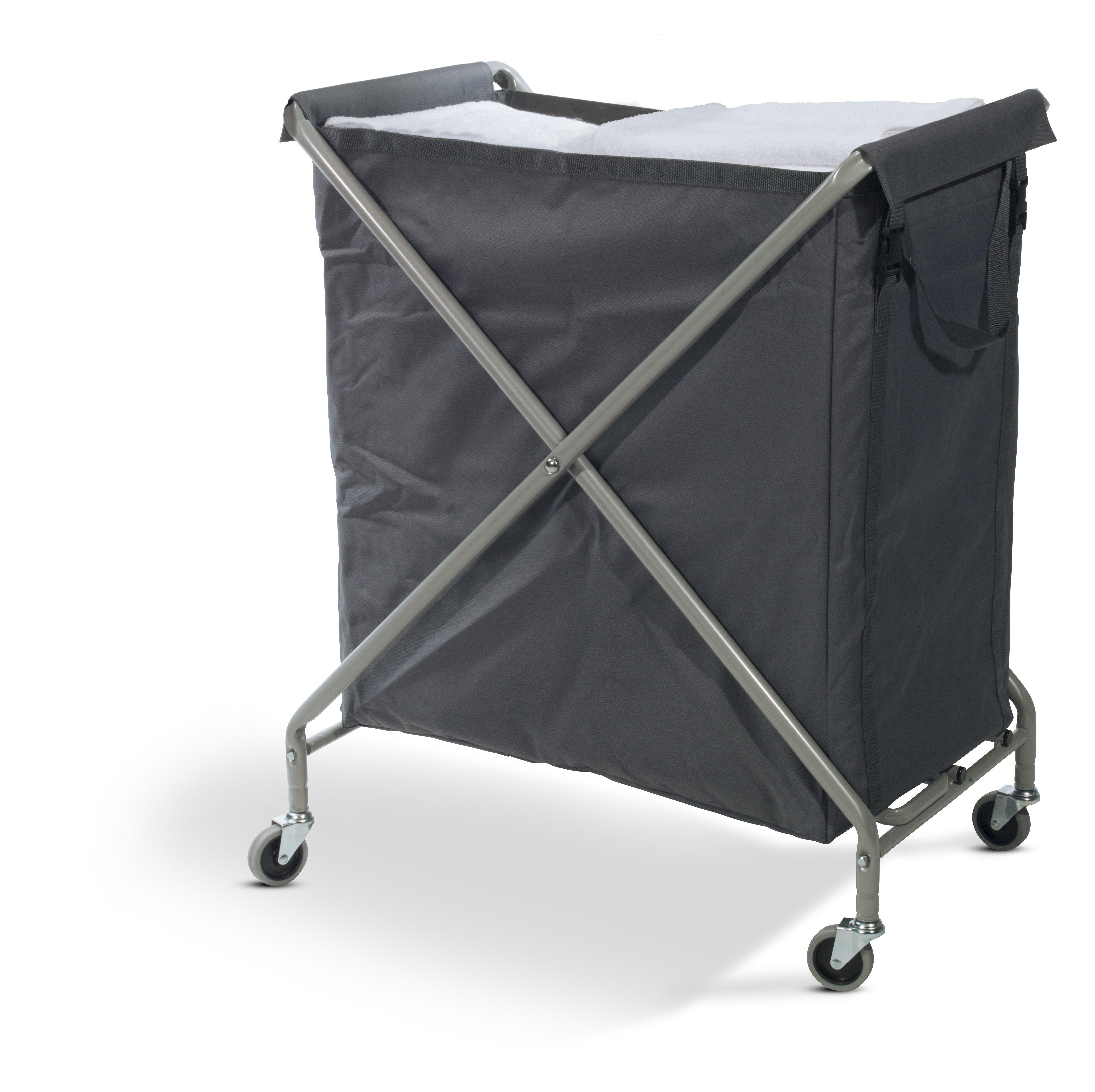 Wasverzamelwagen NX2401 grijs