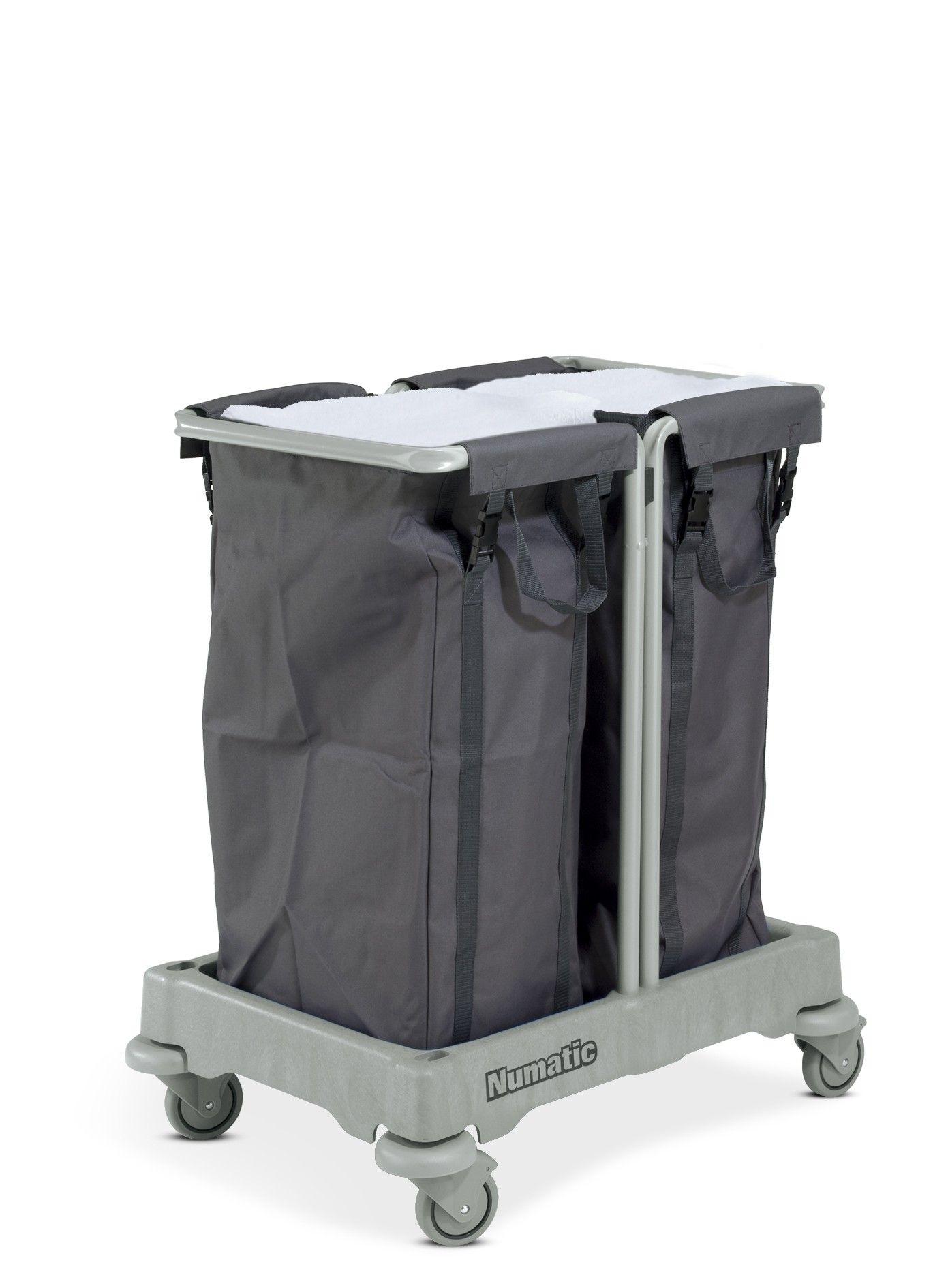 Wasverzamelwagen NBT200 grijs**