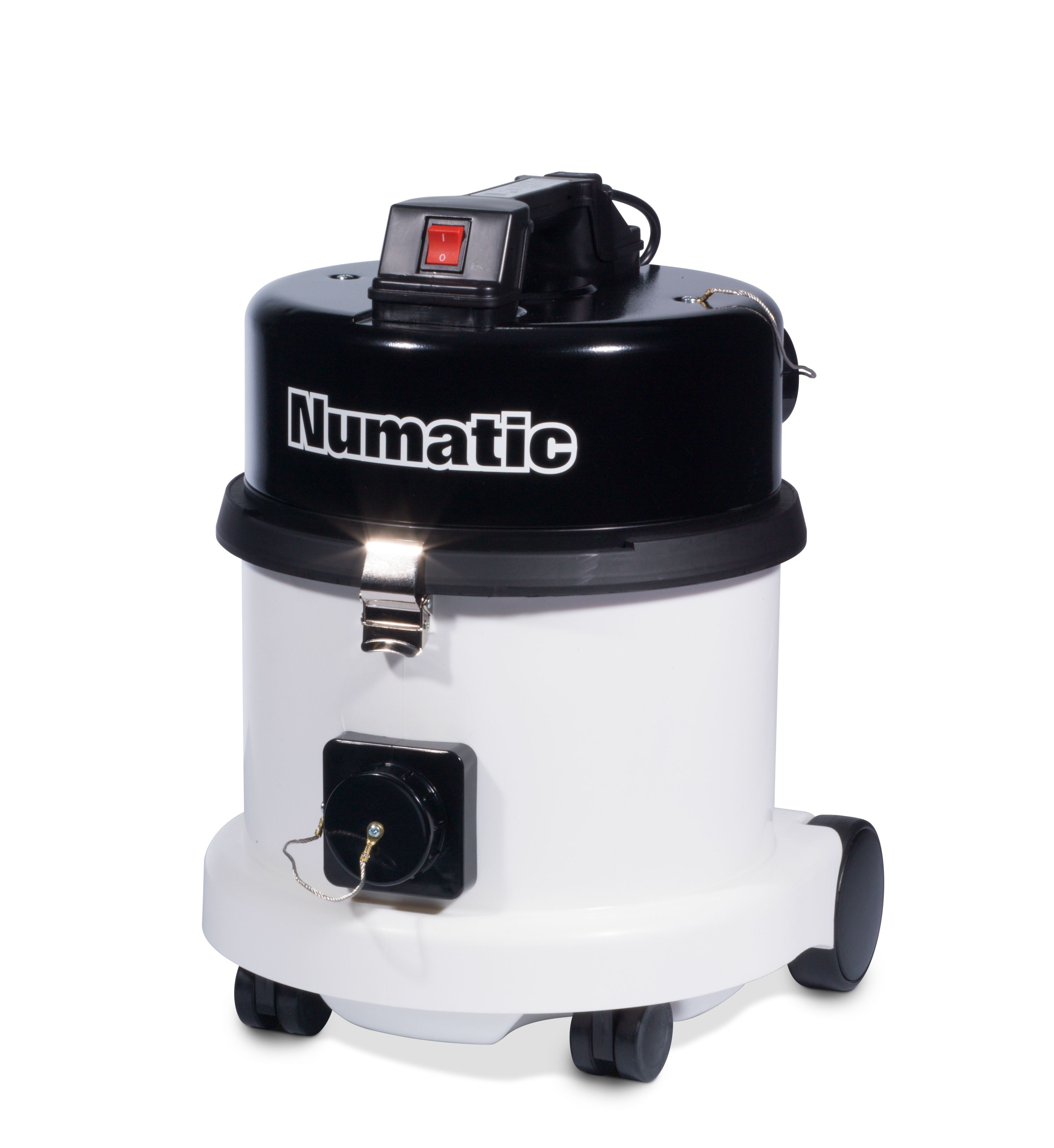Cleanroom stofzuiger CRQ370 wit met kit A1