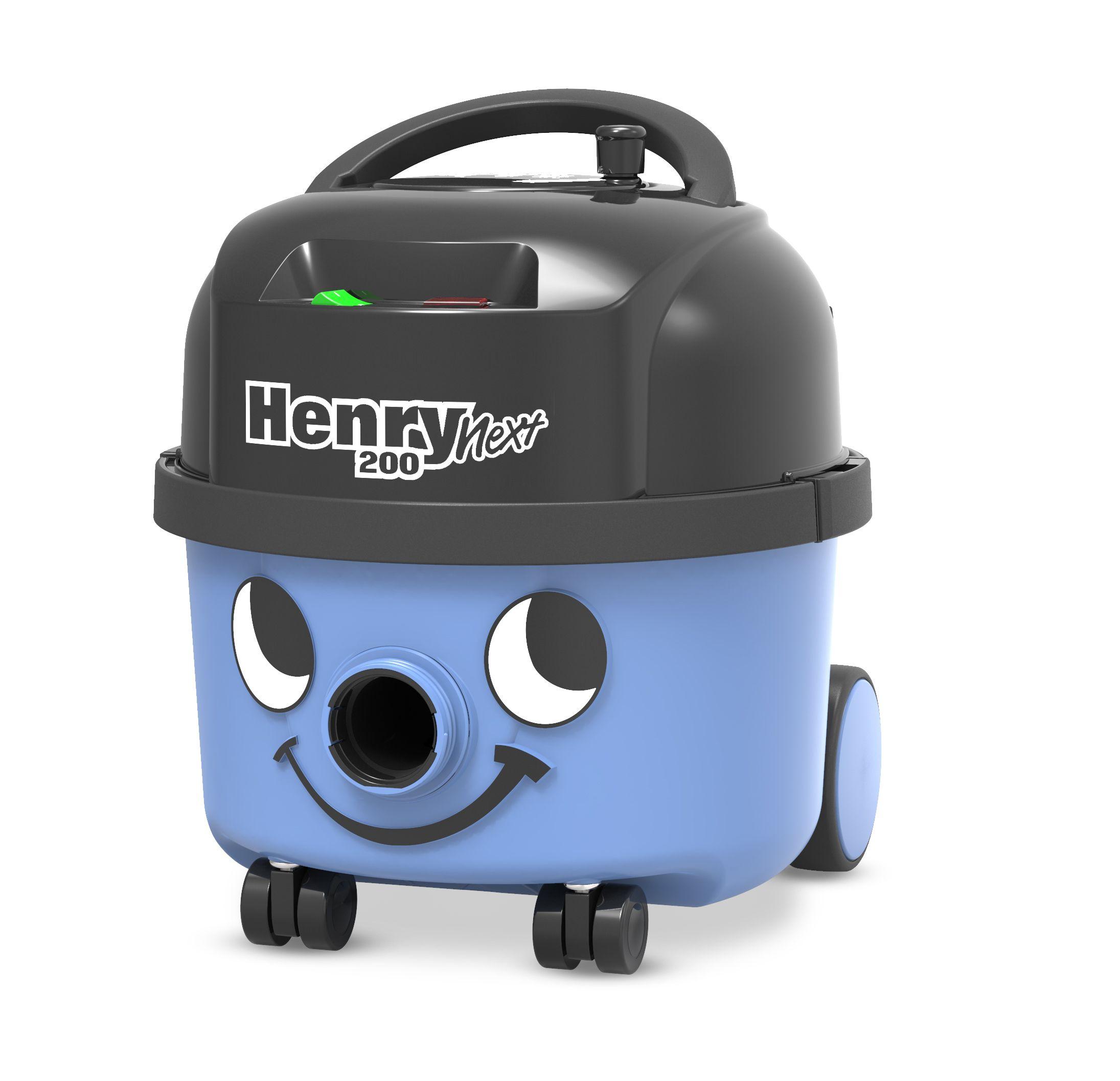 Aspirateur Henry Next HVN201-11 bleu avec kit AST0 et 601530