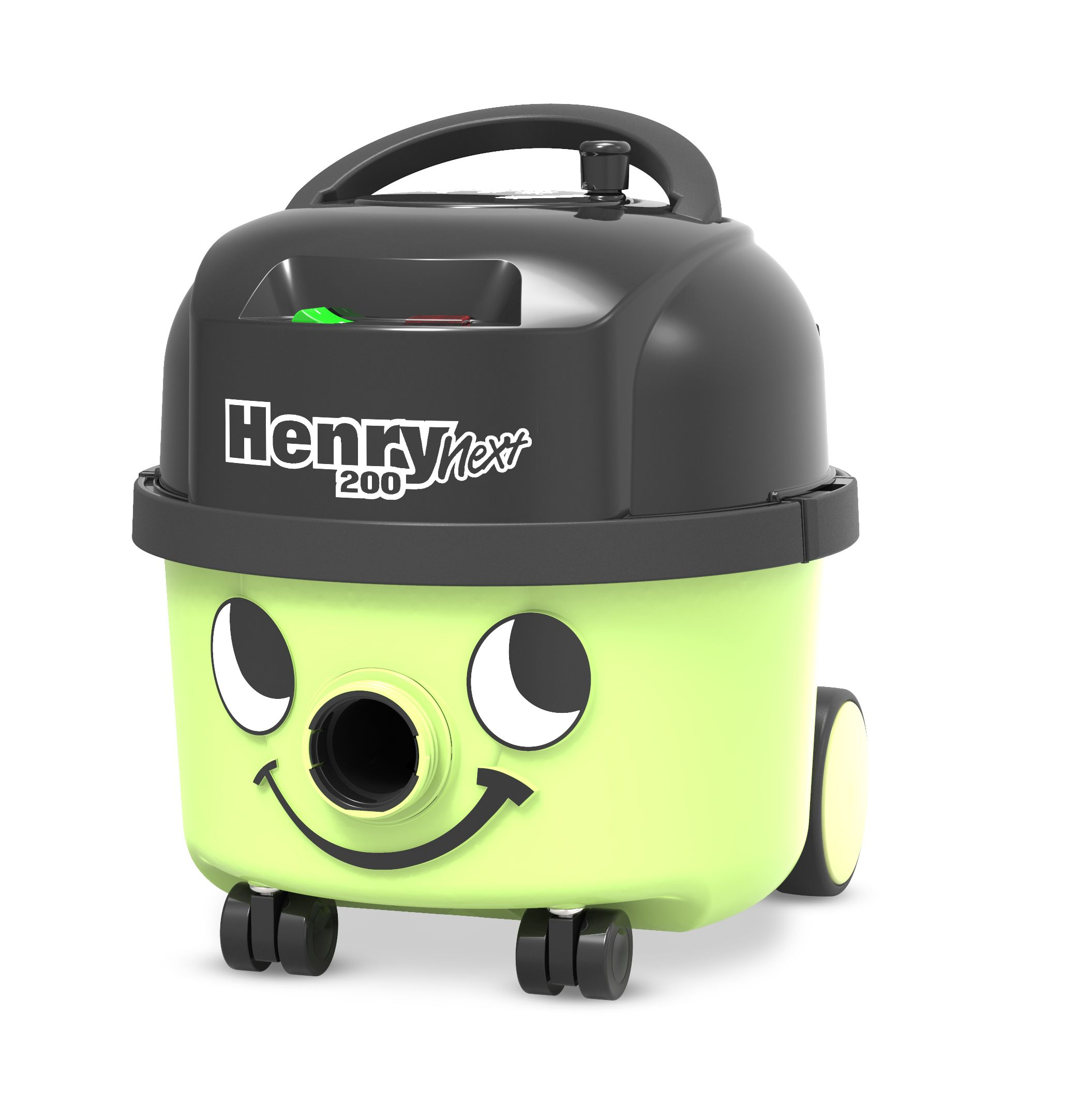 Stofzuiger Henry Next HVN205-11 appelgroen met kit AST0 en 601530