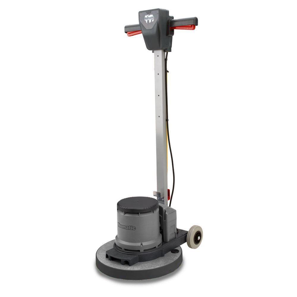 Eenschijfsmachine HFM1530G graphite incl. flexidrive padhouder