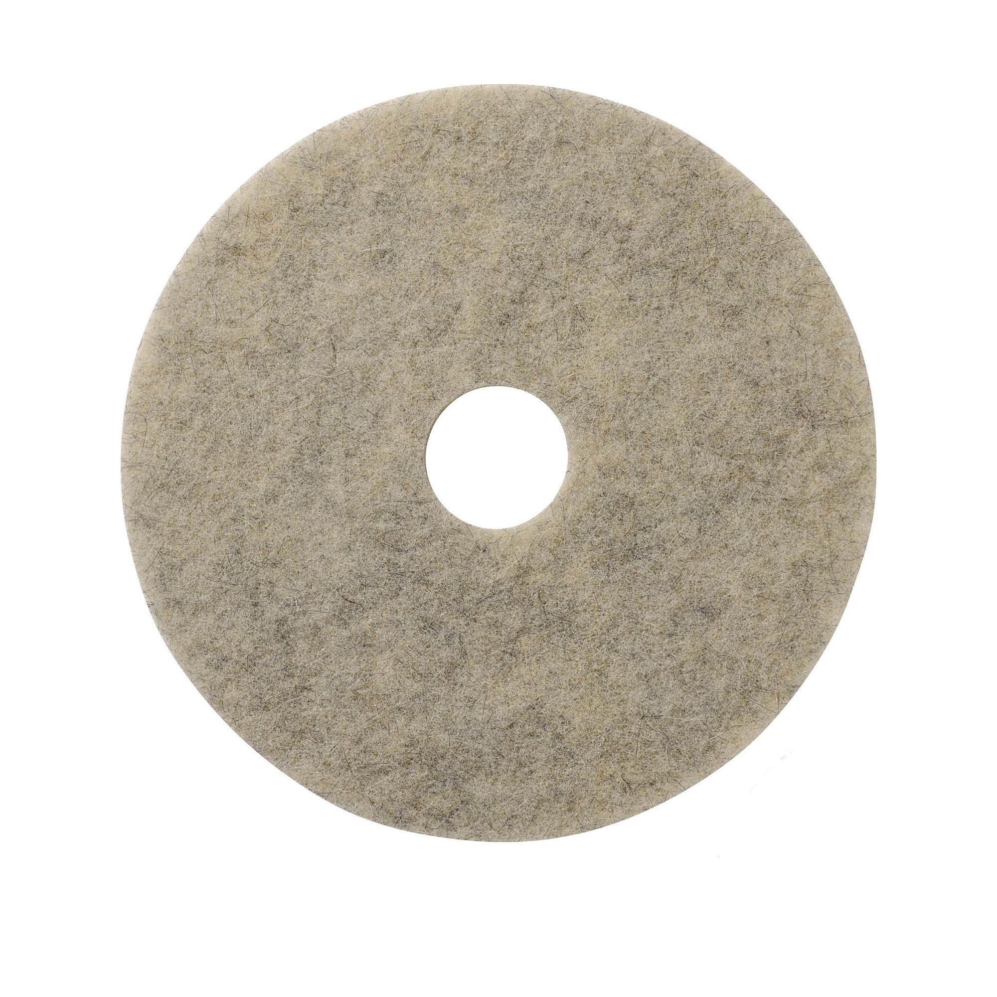 NuPad grijs (polijsten), per 5 stuks, 16 inch / 406 mm