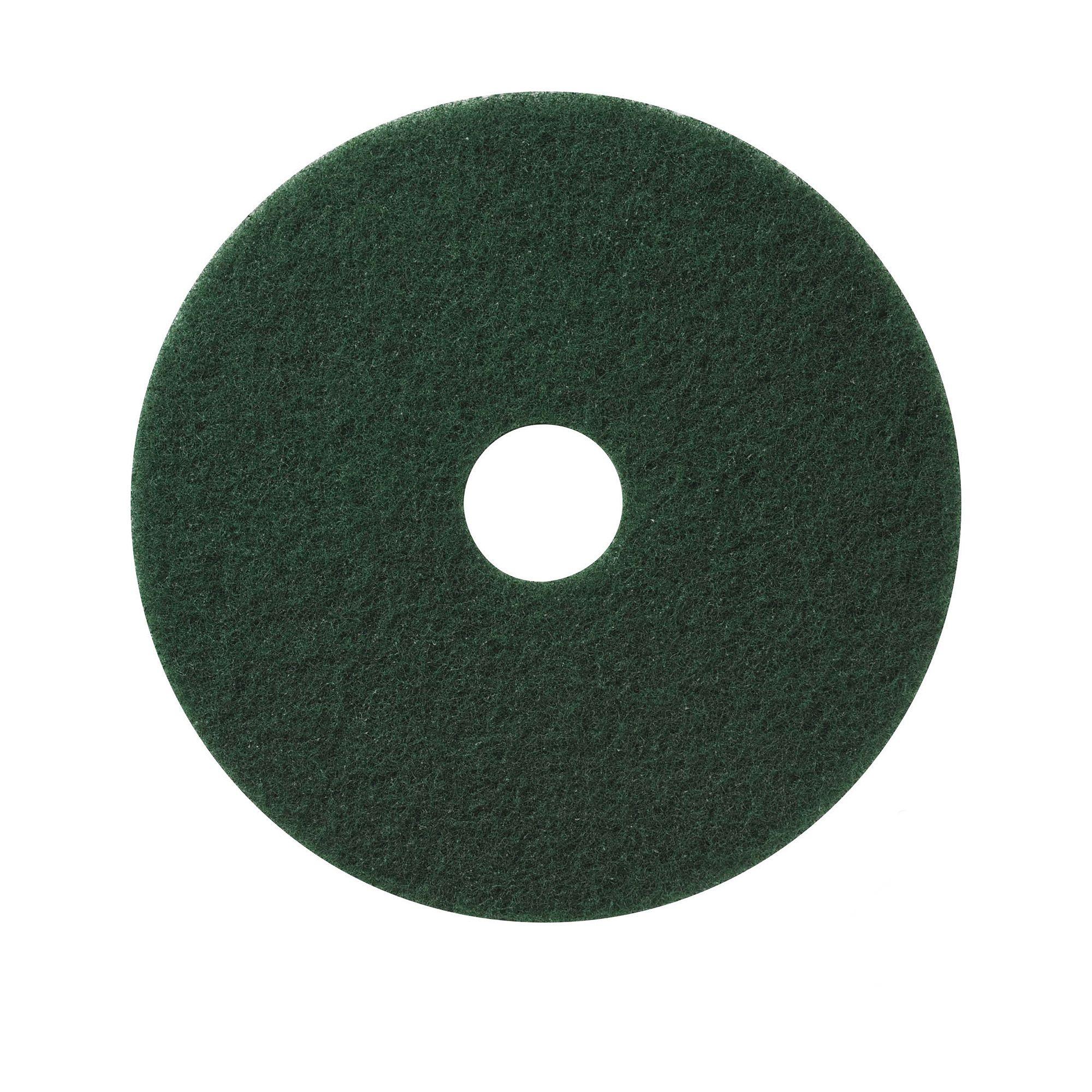 NuPad groen (zwaar schrobben), per 5 stuks, 14 inch / 355 mm