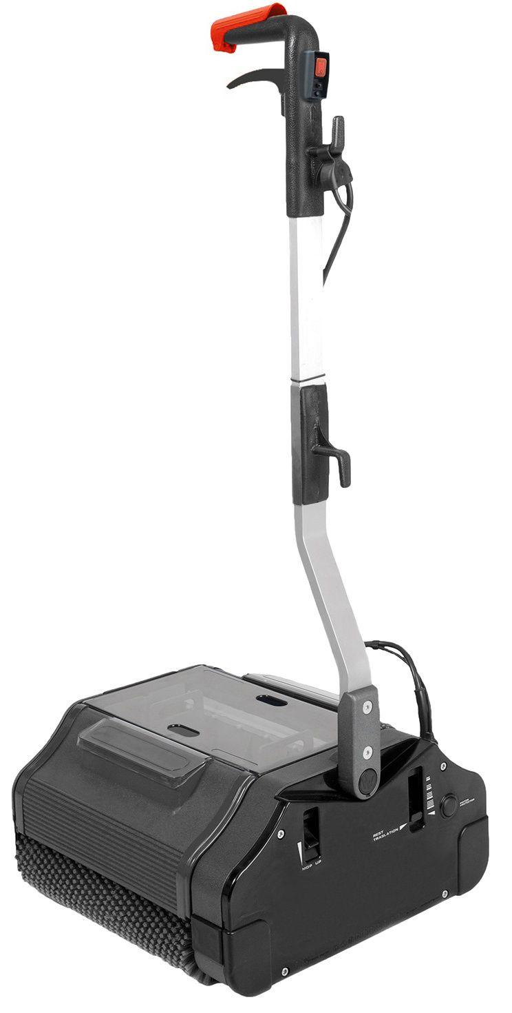 Wals-borstelmachine 420, 230 Volt