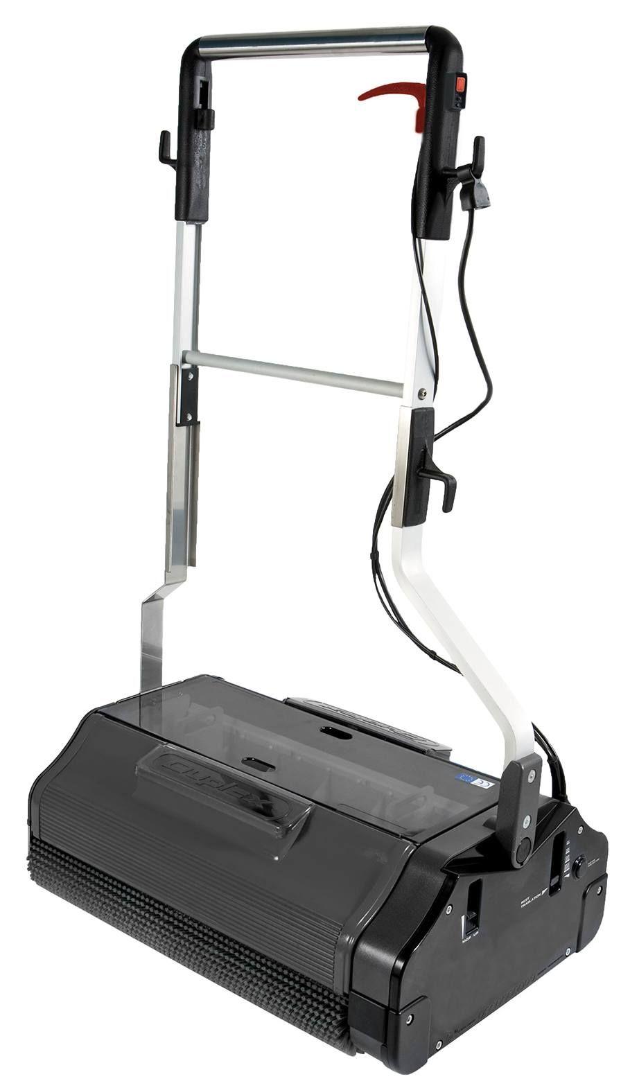 Wals-borstelmachine 620, 230 Volt