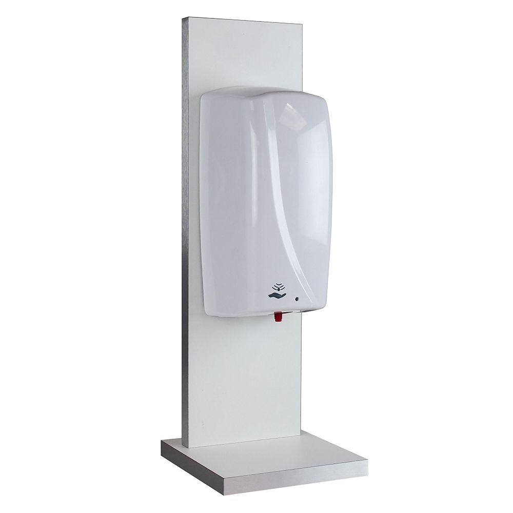Tafel/balie dispenser met no-touch sensor (op batterijen, niet meegeleverd)