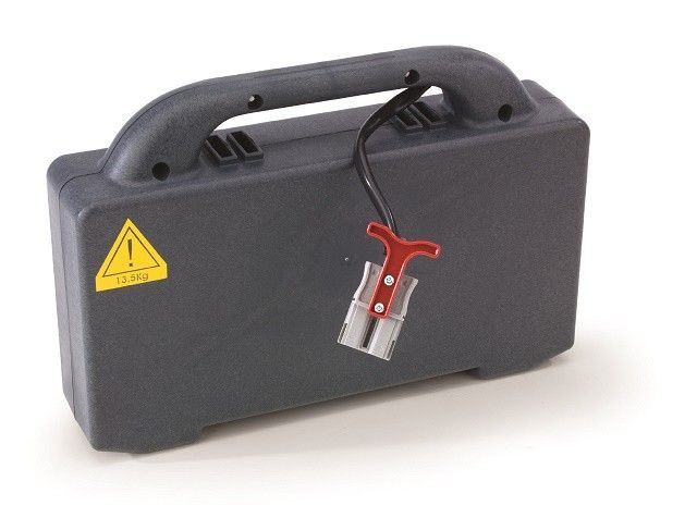 Batterij grijs t.b.v. TTB 1840