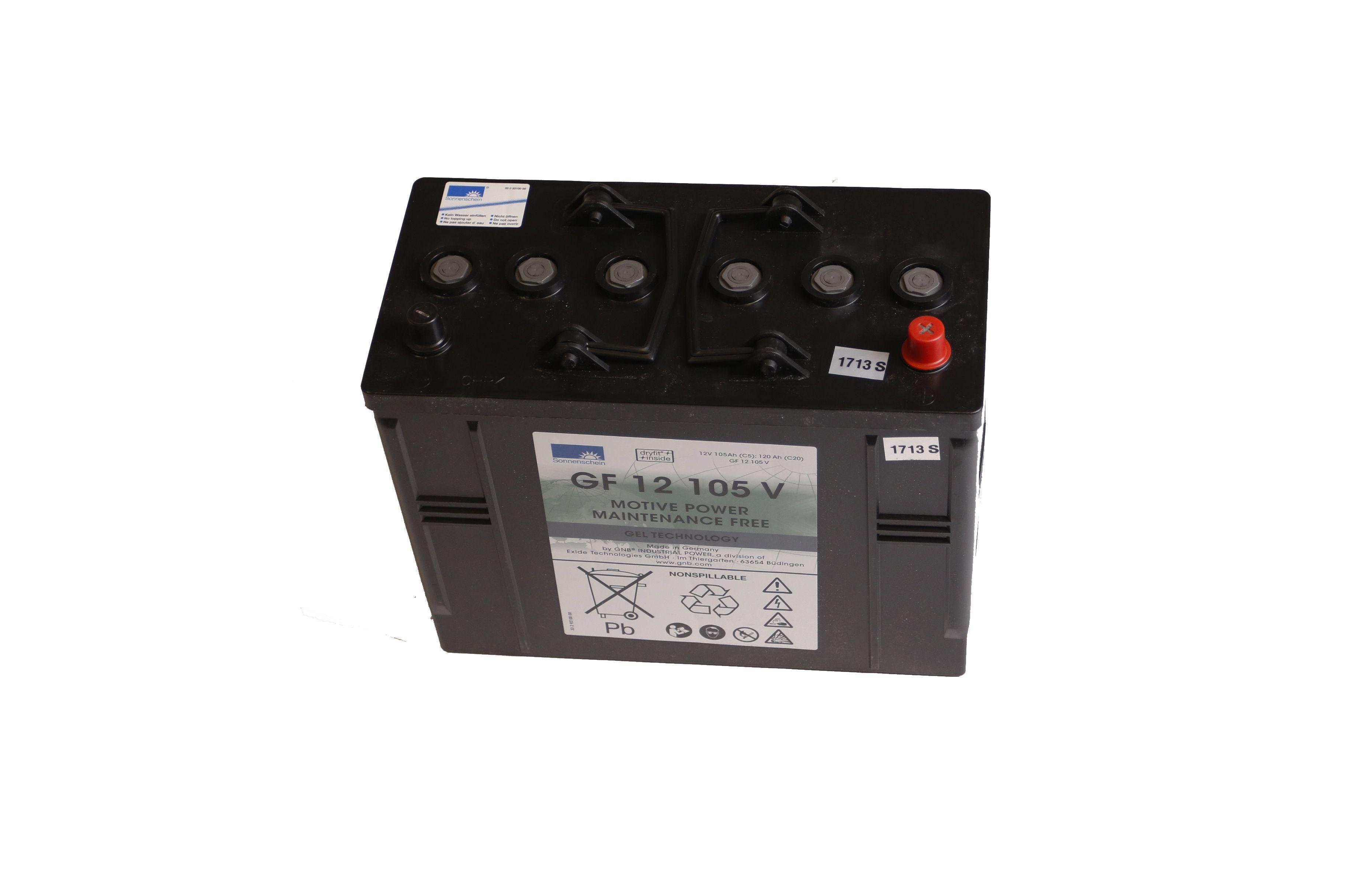 Accu Gel 120Amp 12V