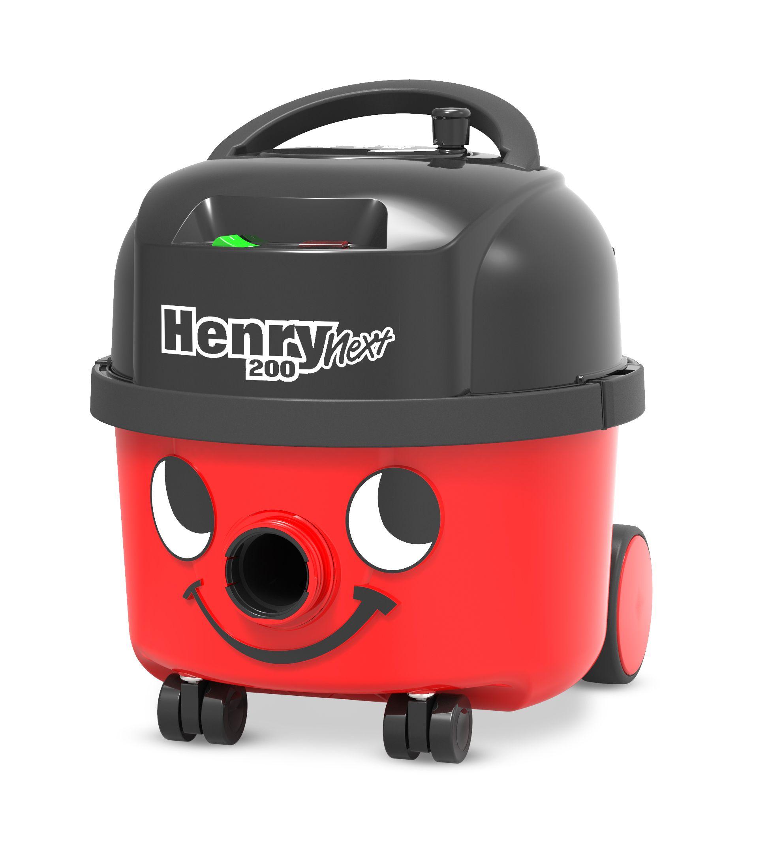 Aspirateur Henry Next HVN200-11 rouge avec kit AST1