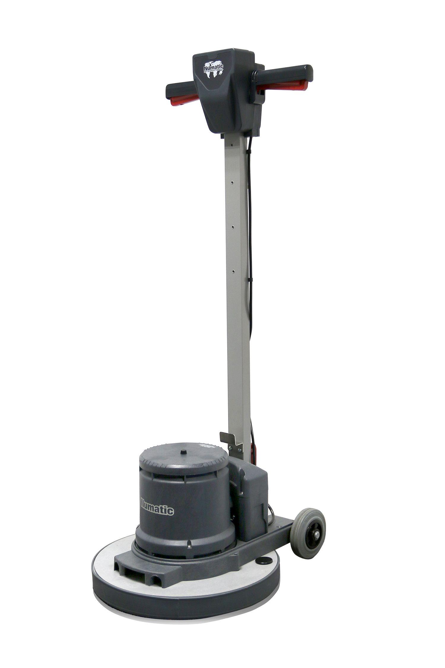 Eenschijfsmachine HFM1515G graphite voor schrobben (excl. toebehoren)